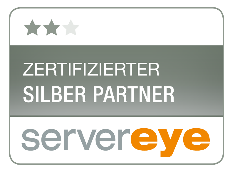 certified partner silber transparent